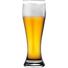 Weizenbierglas 0,3 L mit Füllstrich