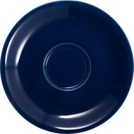 Kaffee-/Cappuccinotasse untere blau