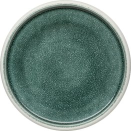"Porzellan Serie ""Samoa"" blau Teller flach Ø26cm - NEU"