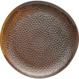 "Porzellanserie ""Rusty"" Teller flach Ø27,6cm - NEU"