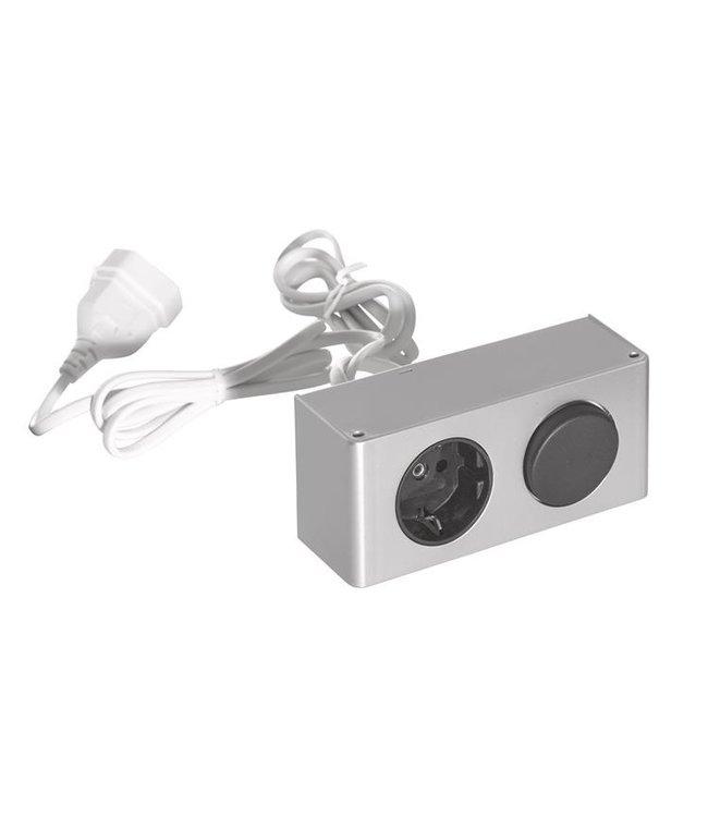 Proline Proline stopcontact / schakelaar voor spiegelkast