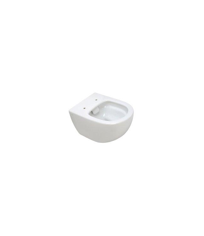 Zano Zano Wandcloset Rimfree compact zonder spoelrand 49,5 cm. diepspoel (excl. zitting)