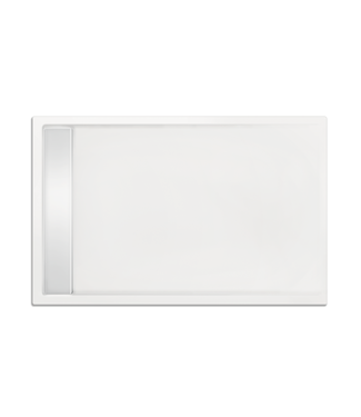 Xenz Xenz Easy-tray douchevloer 150x80x5 wit