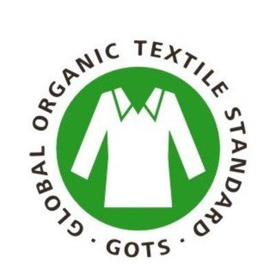Ecoyogi Meditationskissen rund Stone 100% Bio Baumwolle