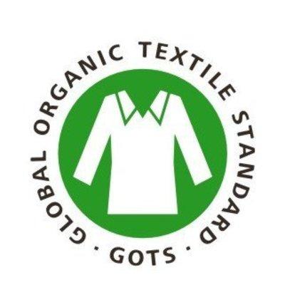 Ecoyogi Meditationskissen Halbmond, Stone, 100% Bio Baumwolle