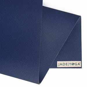 Jade Yoga Harmony Yogamatte 173 cm - Midnight (5mm)