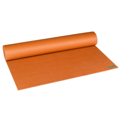 Jade Yoga Harmony Yogamatte 173 cm - Tibetan Orange (5mm)