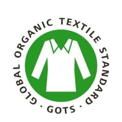 Ecoyogi Meditationskissen rund Sand 100% Bio Baumwolle