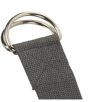 Ecoyogi Yogagurt Grau - D-Ring