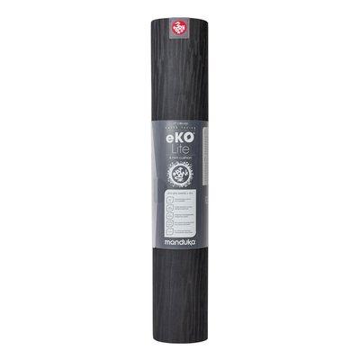 Manduka eKO lite Yogamatte Black - 4mm