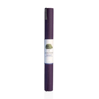Jade Yoga Voyager Reisematte - Lila - 173 cm
