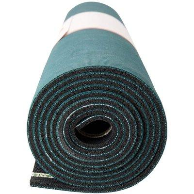 Jade Yoga Elite S Yogamatte - Forrest green/black