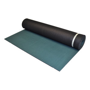 Jade Yoga Elite S Yogamatte - Forrest green/black