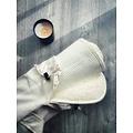 Ecoyogi Natürliche Merinowolle-Yogamatte mit Tasche