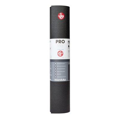 Manduka yogamatte PROlite Black 200 cm Long