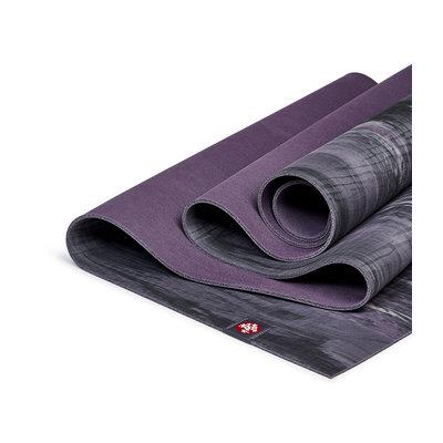 Manduka eKO lite Yogamatte Black Amethyst marbled - 4mm