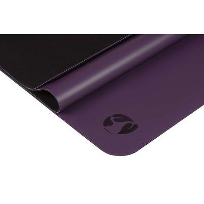 Ecoyogi PRO Grip Matte - Dunkel lila  - 180 cm