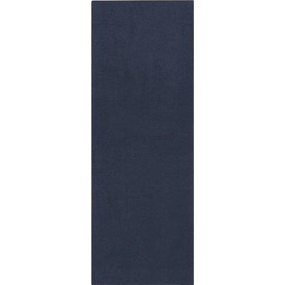 Manduka eQua Towel Midnight 183 cm, Handtuch für Yogamatte