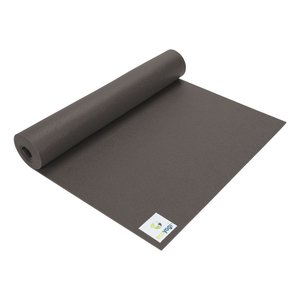 Ecoyogi Studio Yogamatte - Braun/Grau - 183 cm