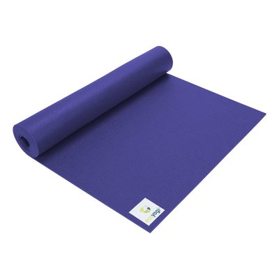 Ecoyogi Studio Yogamatte - Lila - 183 cm
