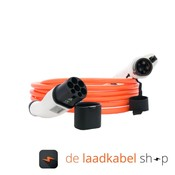 DOSTAR Type 1 - Type 2 Laadkabel 32A 1 fase 6 meter