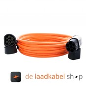 DOSTAR Type 2 - Type 2 Laadkabel 16A 1 fase 6 meter