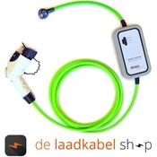 Ratio Type 1 Portable Laadpunt voor normaal stopcontact (Shuko) - 10A 1 fase (10 meter)