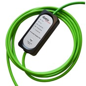 Ratio Type 2 Portabel Laadpunt voor normaal stopcontact (Shuko) - 10A 1 fase (10 meter)