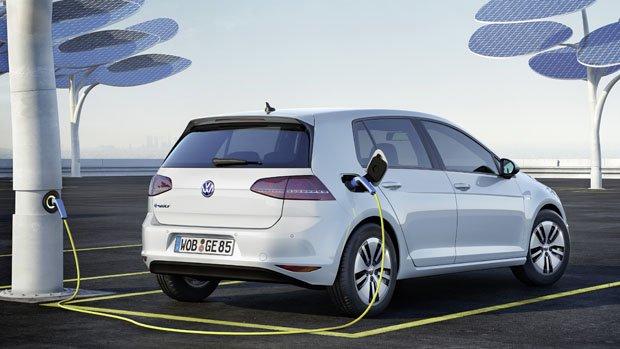 Elektrische auto uitgelicht: Volkswagen E-Golf