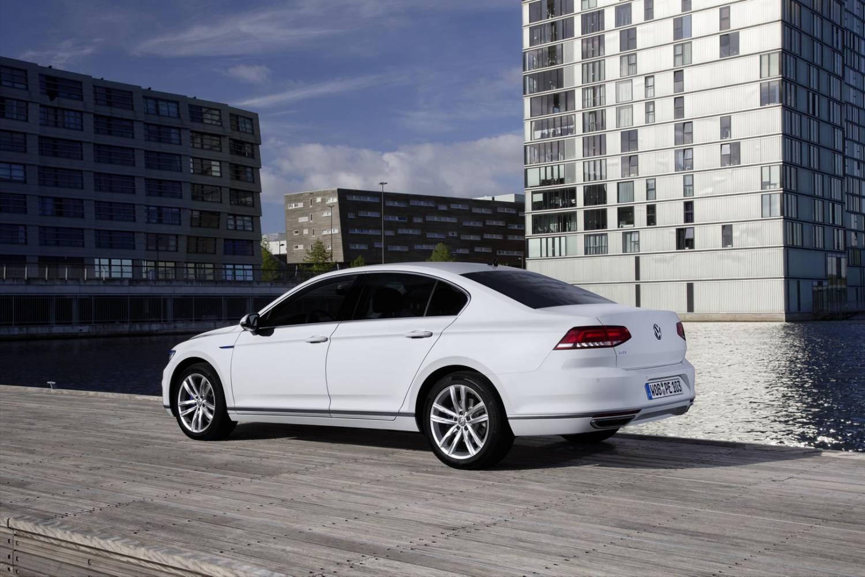 Elektrische auto uitgelicht: Volkswagen Passat GTE