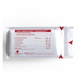 "Persys Medical Emergency ""Israeli"" Bandage"