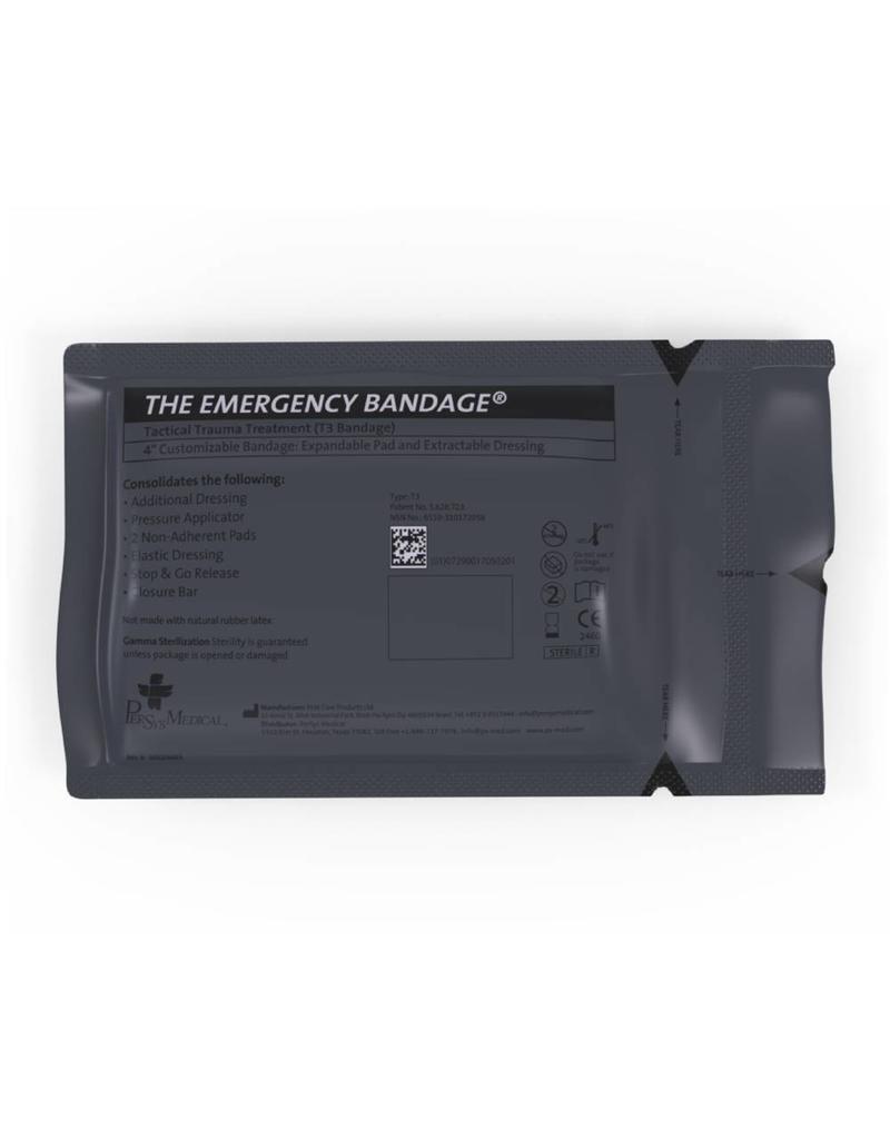 """Persys Medical Emergency """"Israeli"""" Bandage"""
