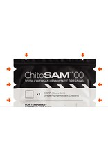 SAM Medical ChitoSAM 10x10cm