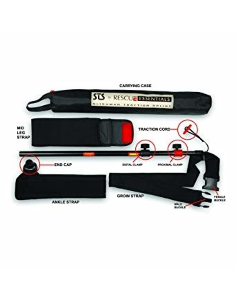 Rescue Essentials Slishman Traction Splint (STS)