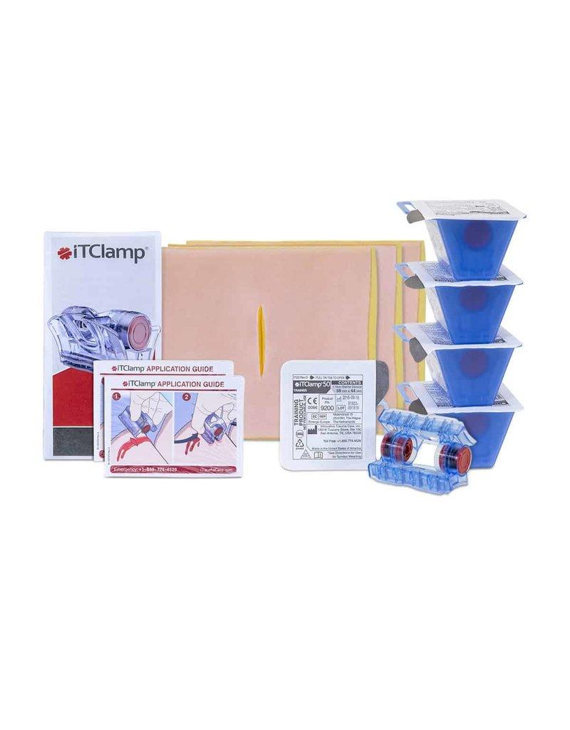Combat Medical Systems iTClamp® Kit d'entraînement