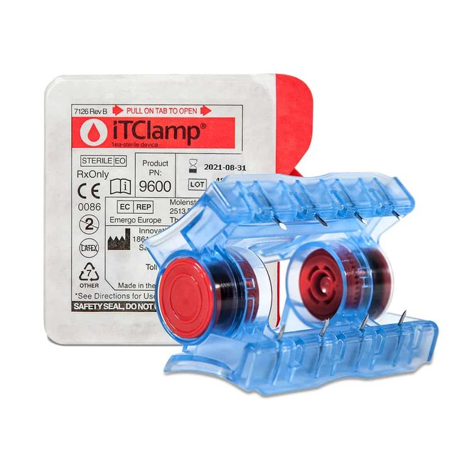 Combat Medical Systems iTClamp®