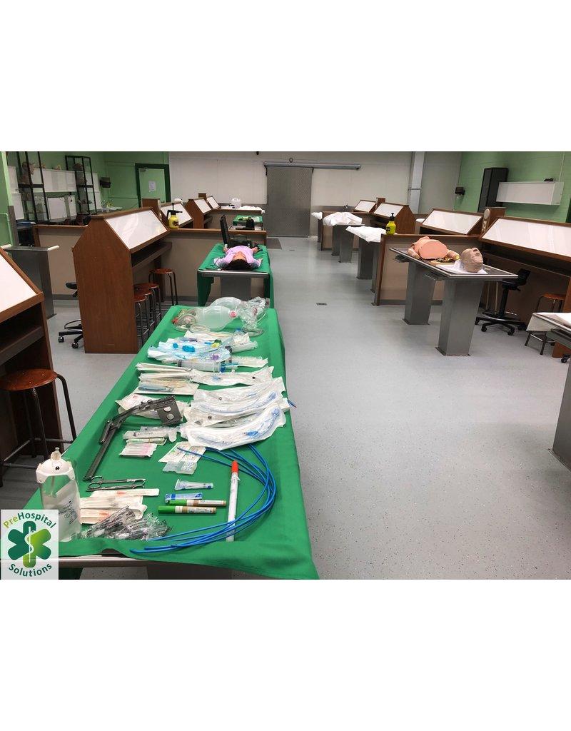 Formation au laboratoire de cadavres