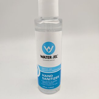 Water-Jel Water-Jel Gel pour les mains  - 120ml
