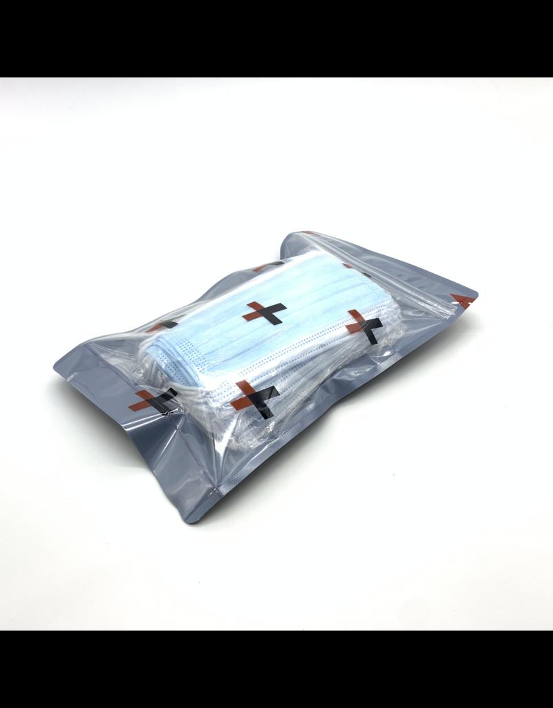 Wegwerp 3-lagen maskers (pack/25)