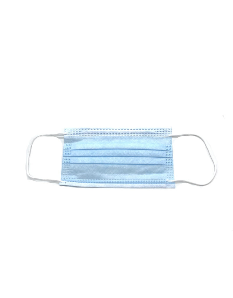 Disposable 3-layer masks (pack/25)