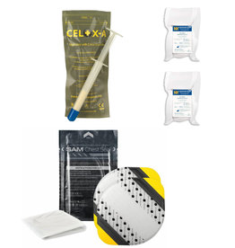LS Medical Penetrating Wound Set