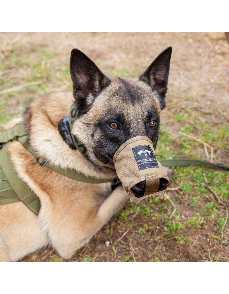 Tactical Medical Solutions TACMED™ K9 MUZZLE