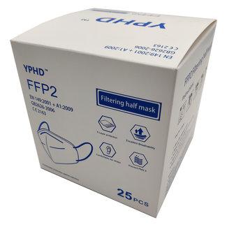 FFP2 Mondmaskers (25/pk)
