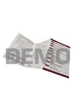 LS Medical TCCC Card (10/pk)