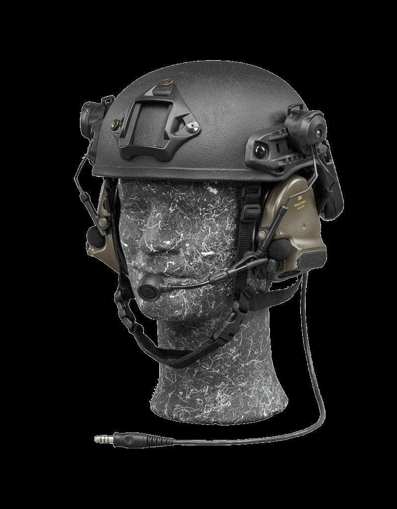 3M 3M Peltor Helmet Mounts (Arc Rail)