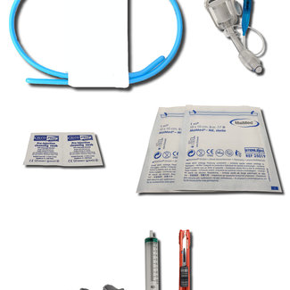 LS Medical LS Bougie Aided Emergency Cric Set