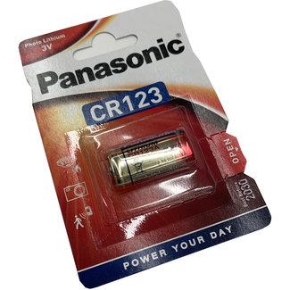Panasonic Lithium Power CR123