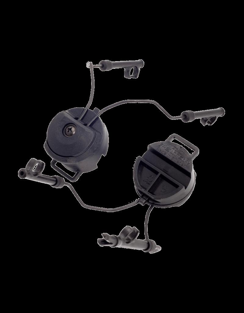 ABL INVISIO Helmet Mount Installation ARC Rail
