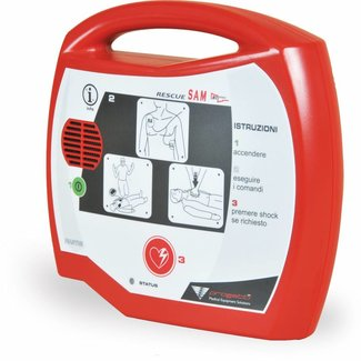 Progetti AED Rescue SAM avec pouche