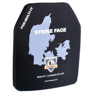 Protection Group Denmark Ballistic plate NIJ level IV